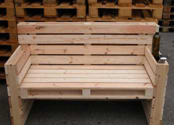 Stupefacente Sedie, Bar E,, Mobili In Pallet