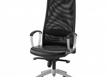 Fantastico IKEA, MARKUS Swivel Chair Black Glose Robust, Interior Office