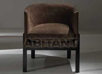 Magnifico Сhair Brown Asnaghi Milano Poltrona, : Buy, Оrder Оnline On ABITANT