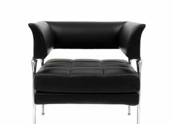 Confortevole Details About POLTRONA FRAU HYDRA CASTOR LEATHER CHAIR BY LUCA SCACCHETTI (3 AVAILABLE)