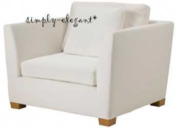 Antico Details About IKEA Cover, IKEA Stockholm, Seat Chair Rostanga White Armchair Slipcover