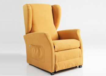 Speciale POLTRONA ANZIANI, ROTELLE BERGERE RELAX