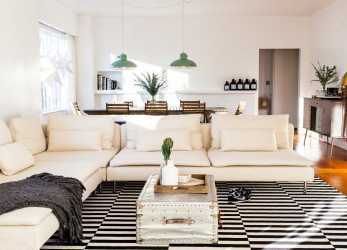 Migliore Clean Lines Keep It Chic,, Deep Seats, Comfy Cushions Make It A Really