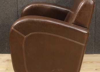Confortevole Details About Armchair Chair Furniture Seat English Leather Design Modern Living Room 900